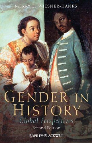 Gender In History: Global Perspectives por Merry E. Wiesner-hanks Gratis