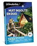 Wonderbox - Coffret Cadeau de Noël Séjour - NUIT INSOLITE EN DUO