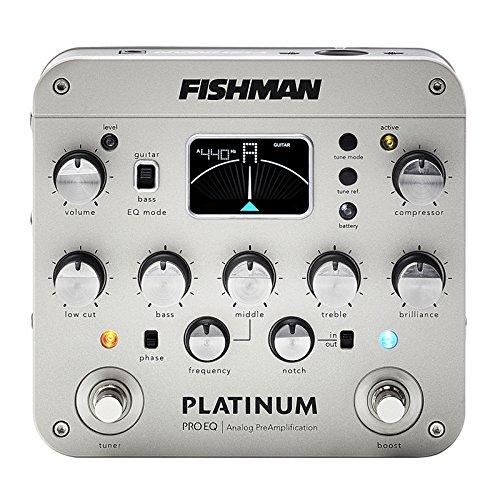 Fishman Pro-Plt-201 - Pastilla guitarra acústica