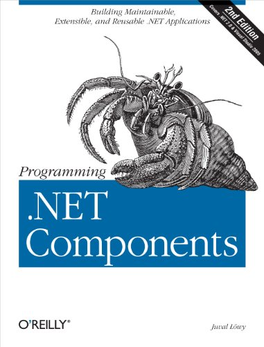Programming .NET Components: Design and Build .NET Applications Using Component-Oriented Programming (English Edition)