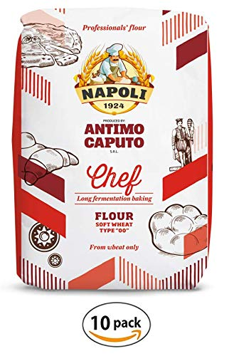 Antimo Caputo Tipo 00 \'The Chef\'s Flour\' Pizzamehl - 10x 1kg