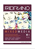Fabriano Mixed Media Papers 29.7 X 42 cm 160 GSM, Contains 60 White Sheets