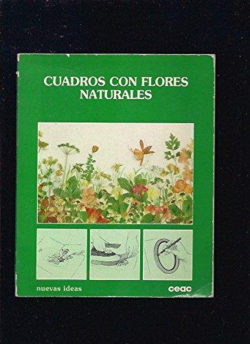 Cuadros Con Flores Naturales por Ceac