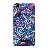 Garmor Retro Design Plastic Back Cover For Micromax YU Yureka AO5510 (Retro -2) best price on Amazon @ Rs. 249