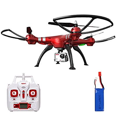 DoDoeleph X8HG Drohne RC Quadrocopter Mit 8.0MP HD Kamera Kopflose Barometer Satz Höhe Quadcopter