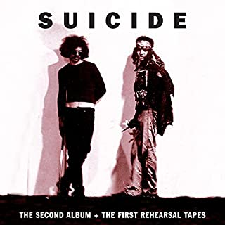 The Second Album+the First Rehearsal Tapes by Suicide (B00000JR2B) | Amazon price tracker / tracking, Amazon price history charts, Amazon price watches, Amazon price drop alerts