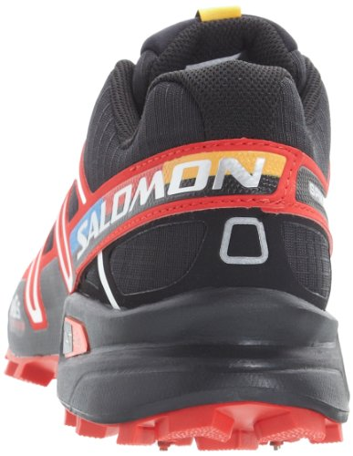 Salomon S-Lab Spikecross 3 CS Chaussure Course Trial Noir