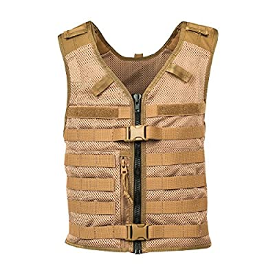 Tasmanian Tiger Vest Base MK II Plus Coyote