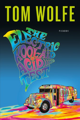The Electric Kool-Aid Acid Test (English Edition)