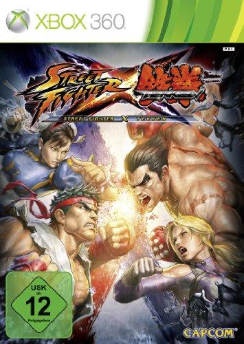 Street Fighter X Tekken - [Xbox 360] (Für Xbox Fighter Tekken X Street 360)