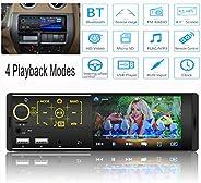 Car Multimedia Player, Bluetooth Car Stereo, Car Radio Player, Hd Car Radio, Support Mp5, USB/Tf Interface, FM