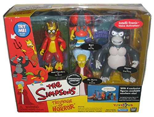 Preisvergleich Produktbild The Simpsons Treehouse of Horror Springfield Cemetery