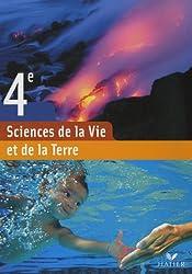 Sciences de la Vie et de la Terre 4e