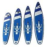 Navyline inflatable SUP Board Komplett-Set inklusive Zubehör, Länge:3.0m