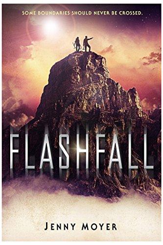 Flashfall (English Edition) par [Moyer, Jenny]