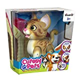 Silverlit 88534 Cutesy Pet, Design Getigerte Katze