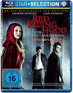 Red Riding Hood - Unter dem Wolfsmond (Extended Cut) [Blu-ray]