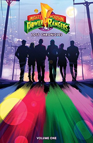 Mighty Morphin Power Rangers Lost Chronicles (Power Ranger Comic)