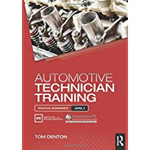 Automotive Technician Training: Practical Worksheets Level 3