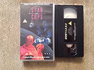 Star Cops 2 - Trivial Games And Paranoid Pursuits [VHS][1987]