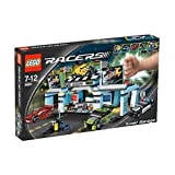 LEGO Racers 8681 - Tiny Turbo Tuning-Werkstatt