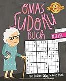 Omas Sudoku-Buch: 100 Sudoku-Rätsel inkl. Lösungen | Großdruck | mittel: Beliebtes Gedächtnistraining für Senioren