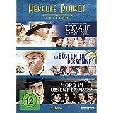 Hercule Poirot Edition:Tod auf dem Nil / Das Böse unter der Sonne / Mord im Orient Express