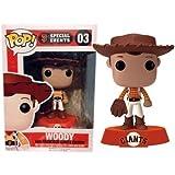 Funko Toy Story Pop! Vinyl Figure - Woody (Giants Exclusive)