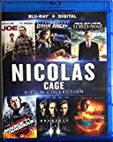 Nicolas Cage: 6-Film Collection (Bangkok Dangerous / Deadfall / Drive Angry / Joe / Knowing / Lord of War) [Blu-ray + Digital HD]