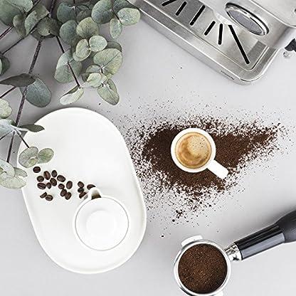 HKoenig-EXP530-Espresso-Machine-17-L-Wassertank-Wrmeplatte-Milchschaumdse-15-bar-Edelstahl-silber