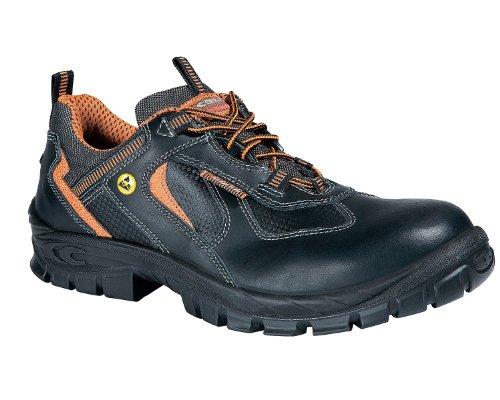 Cofra 13021-000.W43 Hodur S3 ESD Chaussures de sécurité SRC Taille 43 Noir