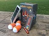ecozoom Solar mulitlight