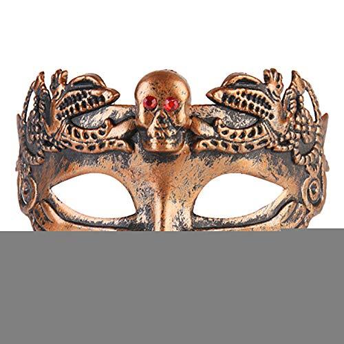 LIJING Neue Halloween Maske Masken Kreative Griechisch