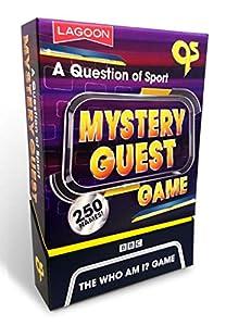 Lagoon Group- Juego de Invitados a Question of Sport Mystery, Color Morado (4256)