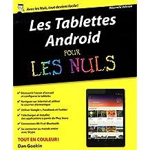 Les Tablettes Android pour les Nuls, nouvelle édition