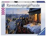 Ravensburger–Puzzle Balkon Pariser 1000Teile, 19410
