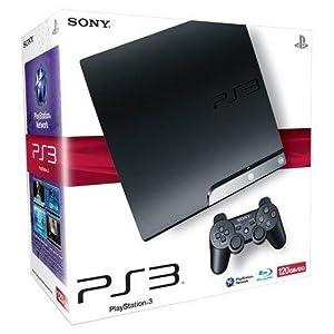 PlayStation 3 – Konsole Slim 120 GB inkl. Dual Shock 3 Wireless Controller
