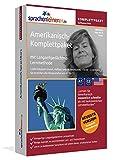 Amerikanisch-Komplettpaket mit Langzeitgedächtnis-Lernmethode von Sprachenlernen24.de. Intensivkurs: Lernstufen A1 bis C2. Wortschatz & Grammatik. Software-DVD für Windows 8,7,Vista,XP/Linux/Mac OS X