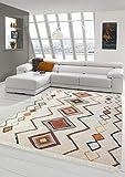 Mérinos Tapis Oriental Design...