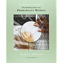 Introduction to Probability Models: Operations Research, Volume II (with CD-ROM and InfoTrac) by Wayne L. Winston (2003-06-05)