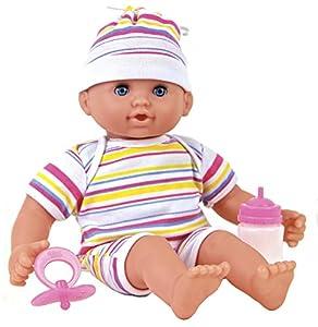 Dolls World Muñecas Mundo 8140Talking Little Sweetie muñeca