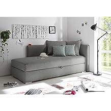 suchergebnis auf f r polsterliege mit bettkasten. Black Bedroom Furniture Sets. Home Design Ideas