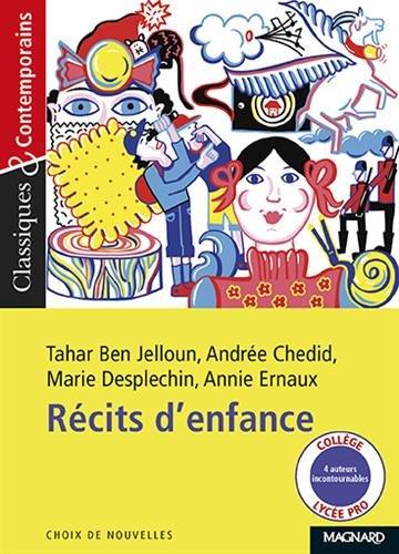 Récits d'enfance par Tahar Ben Jelloun