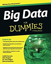 Big Data For Dummies.