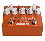 Wampler Hot Wired V2 - Multiefectos para guitarra el?ctrica