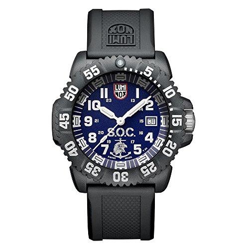 Luminox LSOC Herren-Armbanduhr Analog Quartz Plastik - XS.3053.SOC.SET