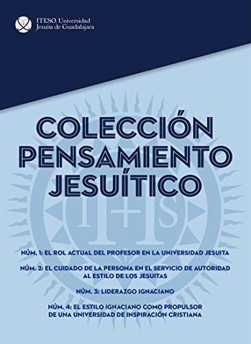Colección Pensamiento Jesuítico por Luis Rafael Velasco