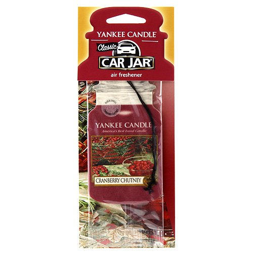 Yankee Candle 1224951 Classic Cranberry Chutney