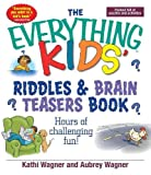 Best Nonfiction Books For Kids - The Everything Kids Riddles & Brain Teasers Book: Review
