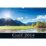 Golfkalender 2014: Deutschlands schönste Golfplätze